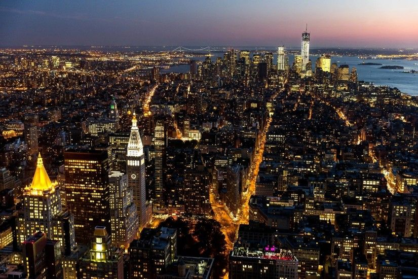 Download wallpaper new york city, New York, nyc, USA free desktop .