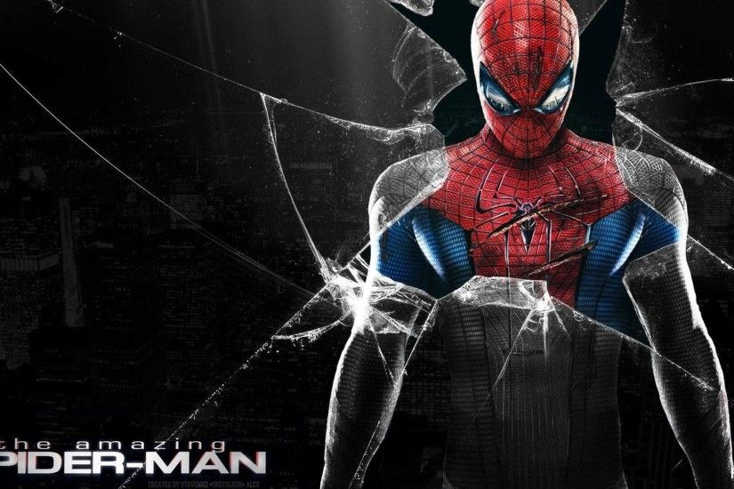 Spiderman Hd Image Wallpaper Free 1920×1080 Spiderman Pics | Adorable  Wallpapers