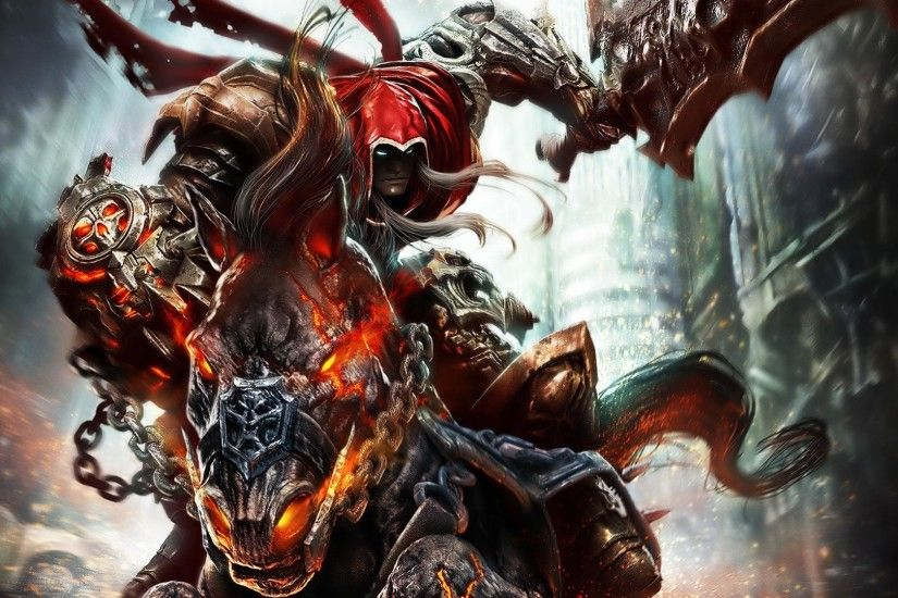 Free Darksiders Wallpaper, Best Darksiders Wallpapers, Wide HD · Darksiders  GameNordic GamesGamingXbox ...