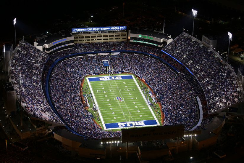 Nfl Football Stadium At Night Images & Pictures - Becuo
