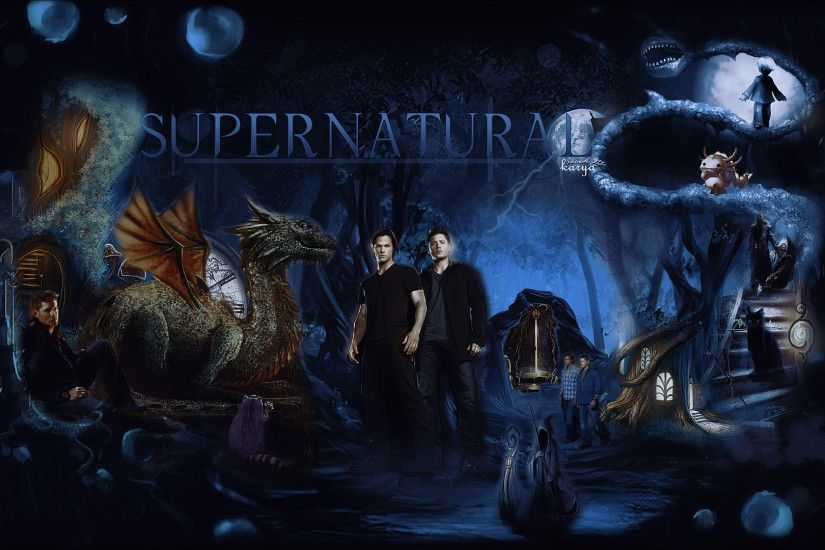 supernatural wallpaper hd movies