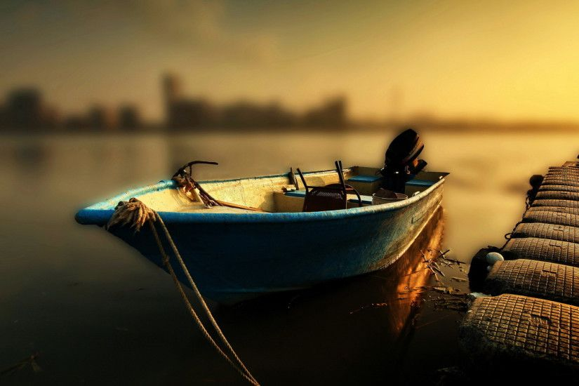 Related Wallpapers from Fly Fishing Wallpaper. Peaceful Boat Wallpaper