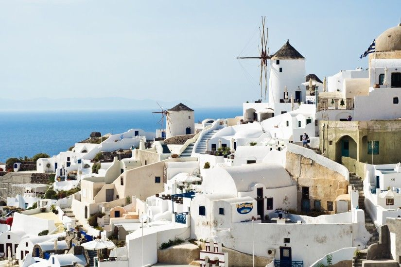 ... santorini full hd wallpaper and background 1920x1200 id 468463 ...