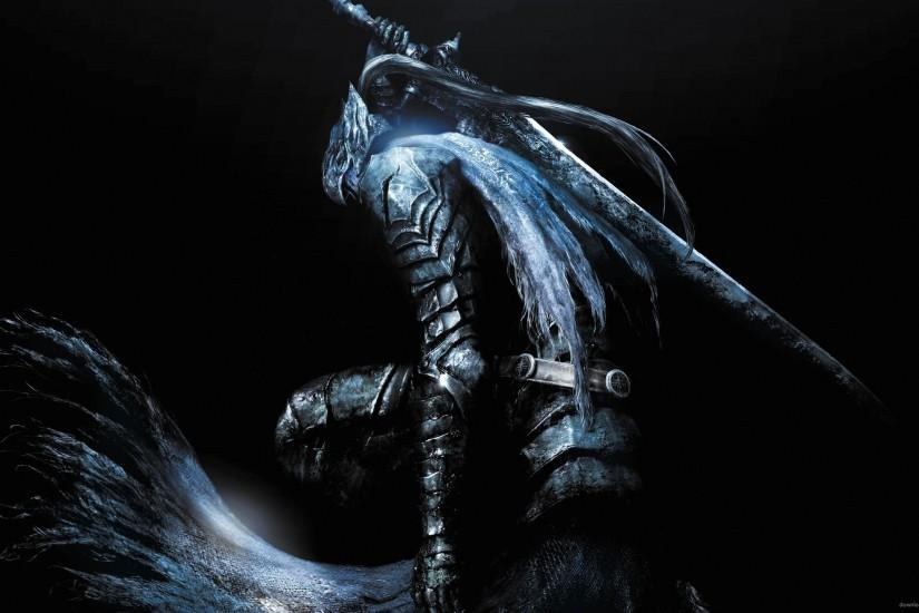 Download 2560x1440 Dark Souls Artorias Wallpaper