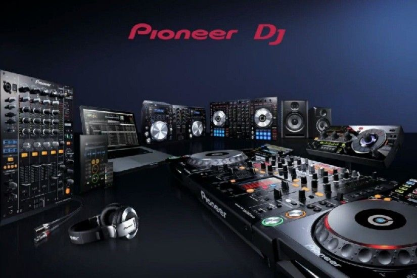 Images For > Pioneer Dj Wallpaper Hd