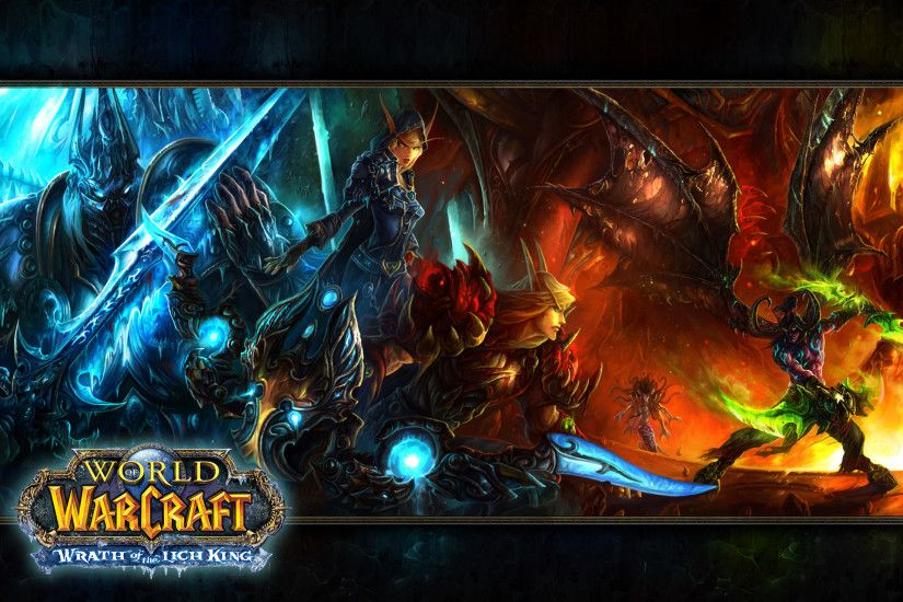 World Of Warcraft Wallpapers for Desktop (1920x1280, 1.01 Mb)