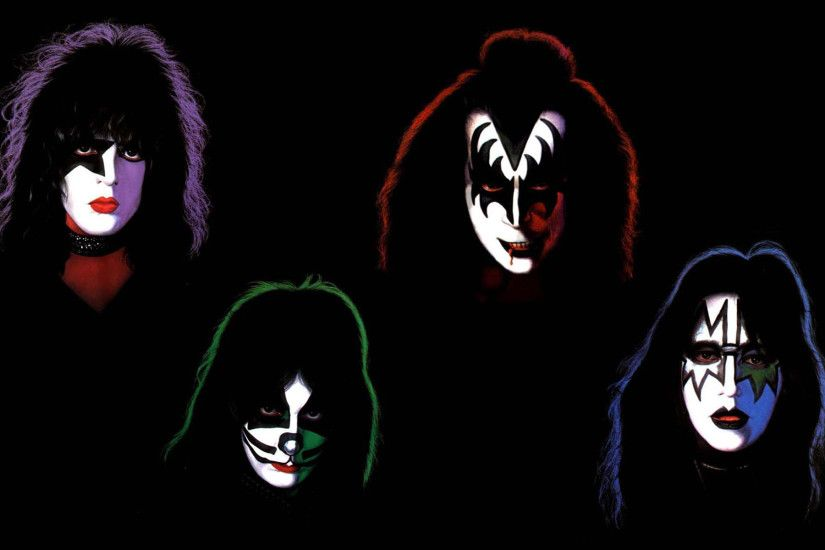 Kiss Rock Band iPhone Wallpaper | HD Wallpapers | Pinterest | Wallpaper,  Rock and Wallpaper art