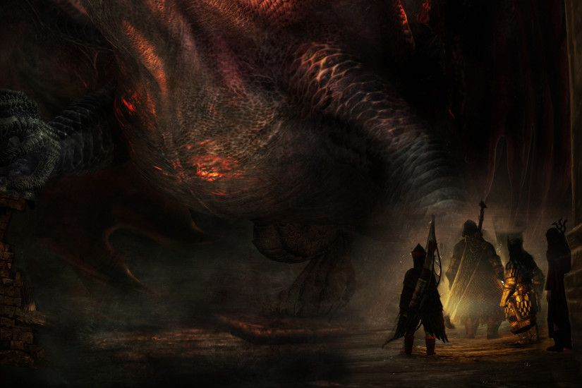 Video Game - Dragon's Dogma: Dark Arisen Wallpaper