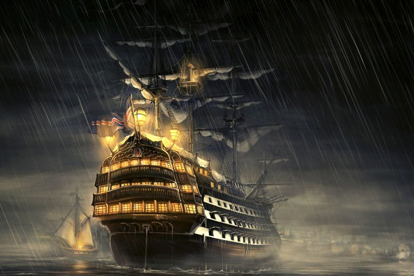 Pirate Ships Wallpapers Group
