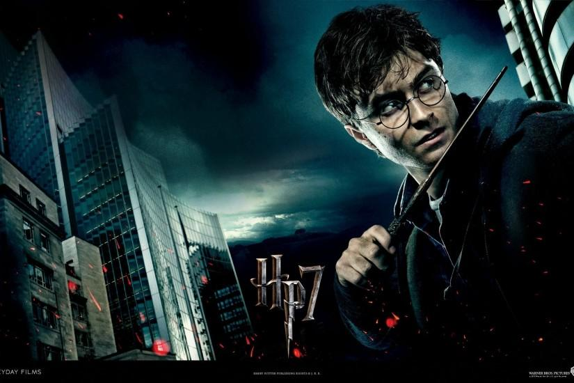 Harry Potter 7 Wallpaper Free Download