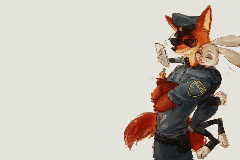 Nick and Judy Selfie Wallpaper [1080p] ...