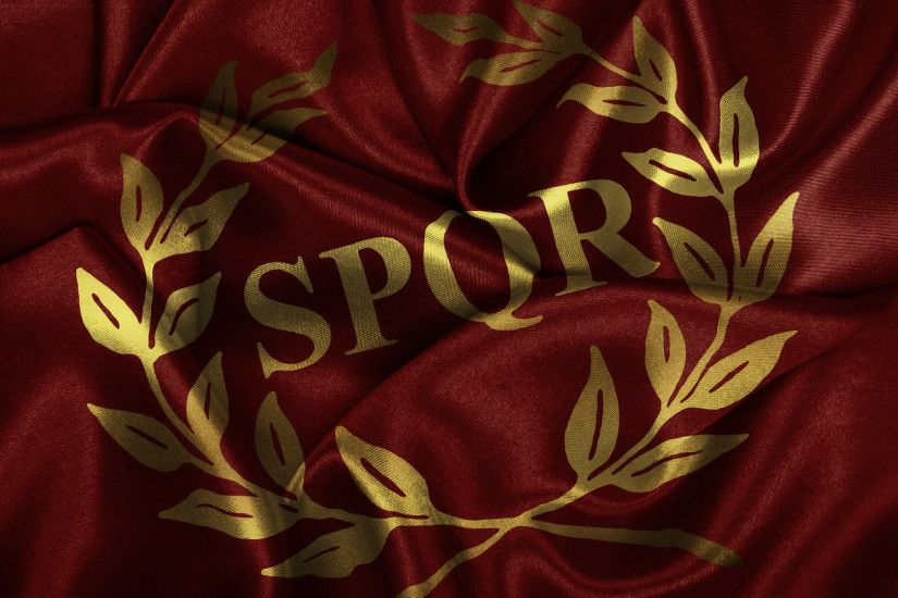SPQR Flag wallpaper Senatus Populusque Romanus, Ancient Rome Republic, Roman,  flags, wallpapers