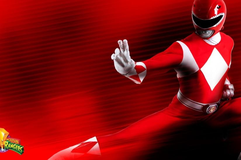 Red Ranger Wallpaper - Power Rangers - The Official Power Rangers .