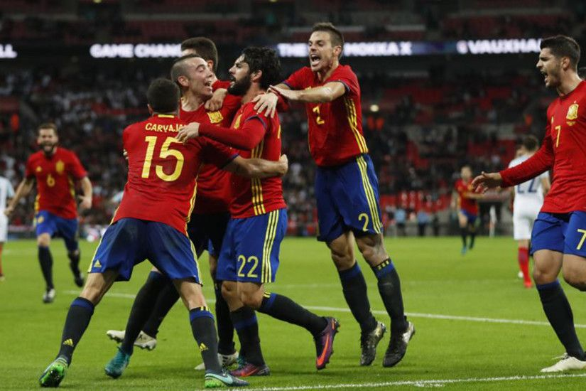 England vs Spain as it happened: Late goals deny Gareth Southgate final win  as interim manager | The Independent