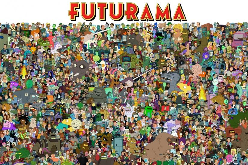 top futurama wallpaper 1920x1200 lockscreen