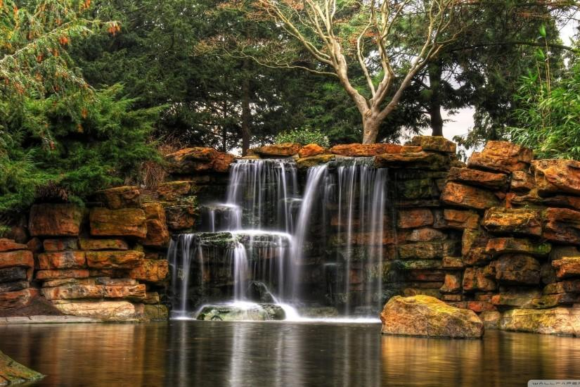 free download waterfall wallpaper 2560x1440 for 1080p