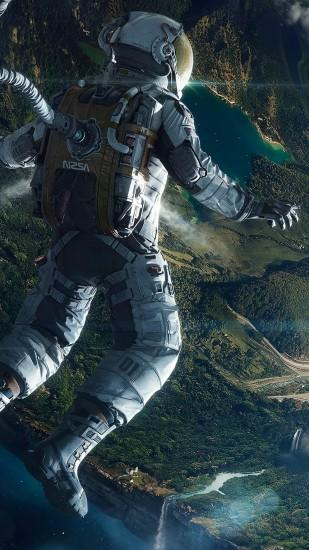 download free astronaut wallpaper 1080x1920