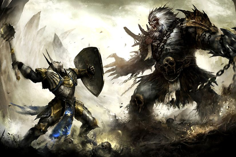 219 Knight HD Wallpapers | Backgrounds - Wallpaper Abyss Epic Fantasy  Wallpaper - WallpaperSafari ...