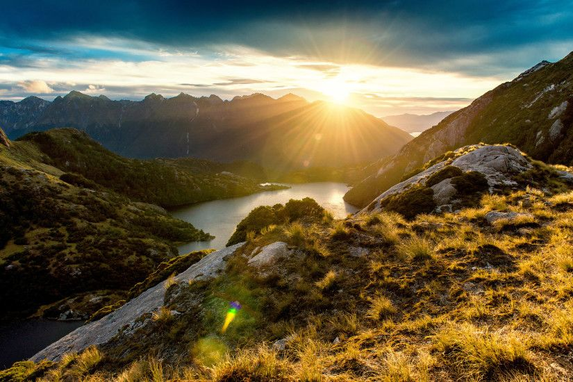 Latest Nature Wallpapers. Fiordland New Zealand