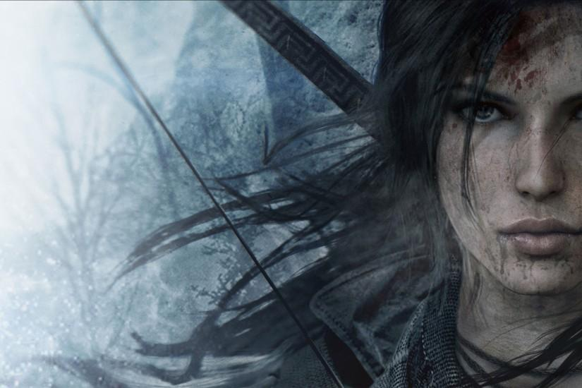large tomb raider wallpaper 3840x2160