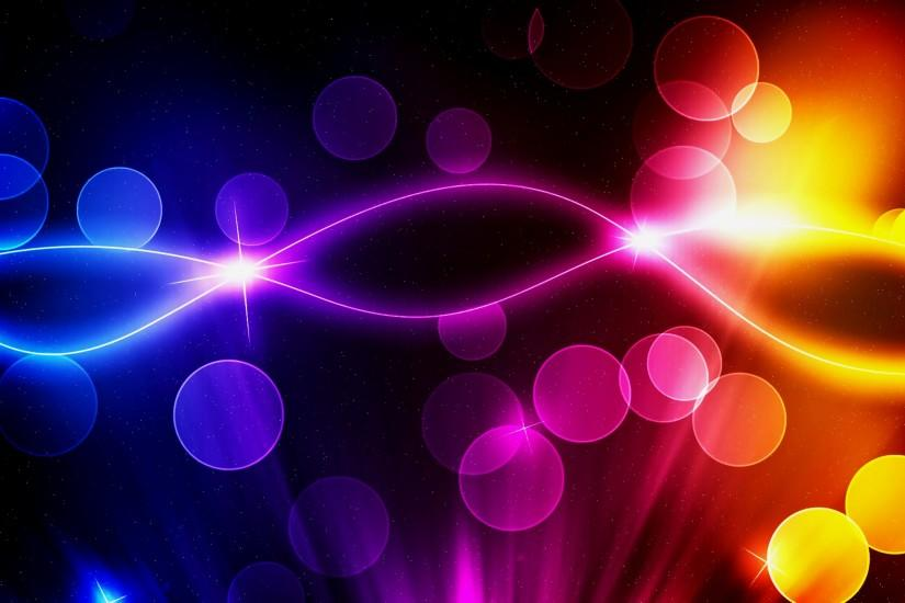 free download neon background 3840x2160 photo