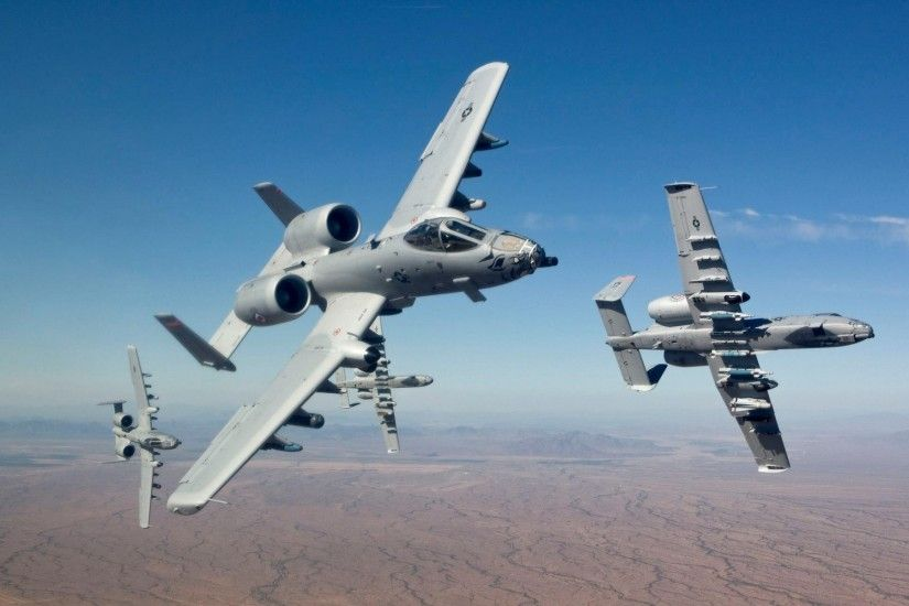 General 1920x1200 aircraft military aircraft A-10 Thunderbolt a10  thunderbolt Fairchild Republic A-10