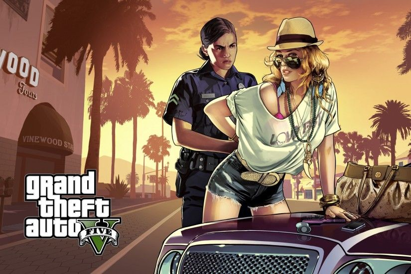 2013 Grand Theft Auto GTA V Wallpapers