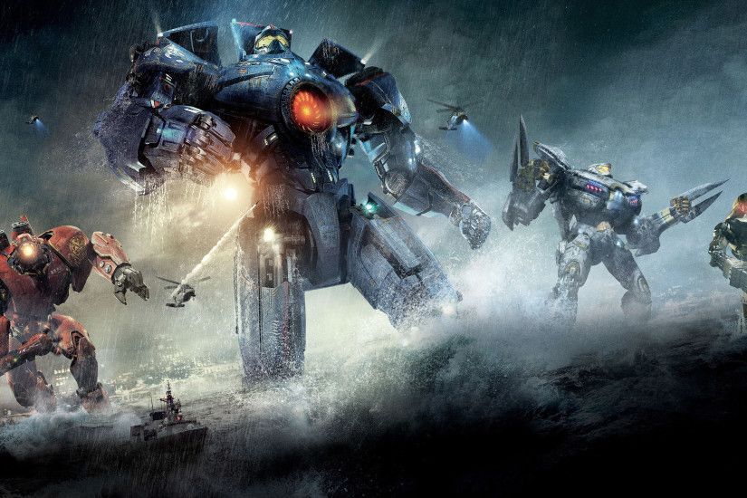 Pacific Rim · HD Wallpaper | Background ID:505421