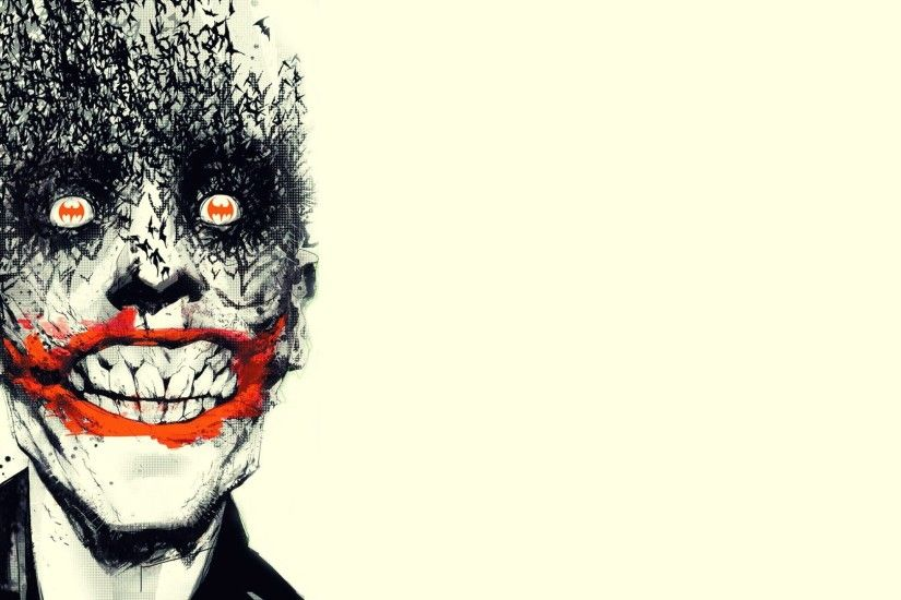 Comics batman joker dark horror clowns wallpaper .