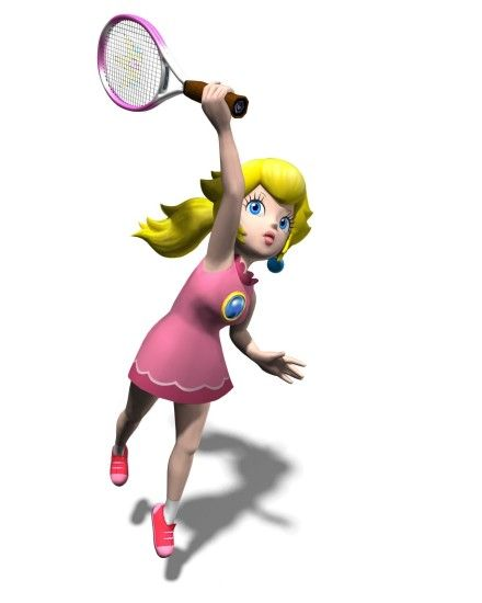 Princess peach and daisy images mario power tennis peach HD wallpaper and  background photos
