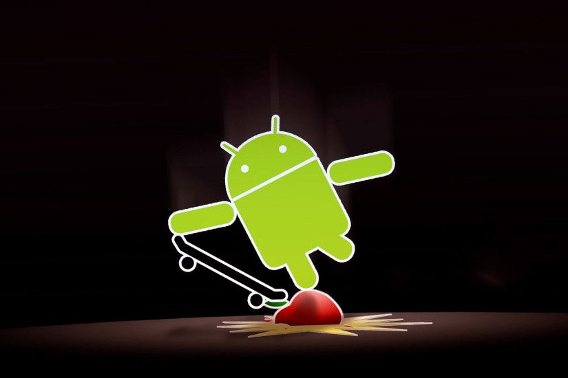 Funny Android Skateboard Wallpapers HD / Desktop and Mobile Backgrounds