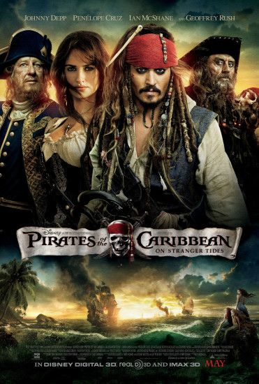 Pirates of the Caribbean: On Stranger Tides | Disney Wiki | FANDOM powered  by Wikia