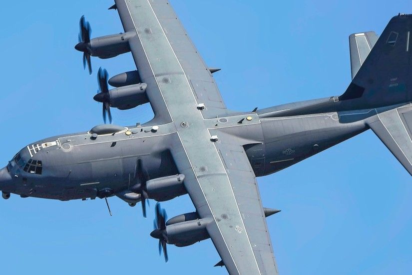 AC-130 Gunship Mysteriously Flew Hours Worth Of Laps Over Seattle on  Tuesday (Updated)