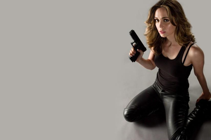Eliza Dushku in Dollhouse | Eliza dushku, wallpaper, dollhouse, actress -  704921