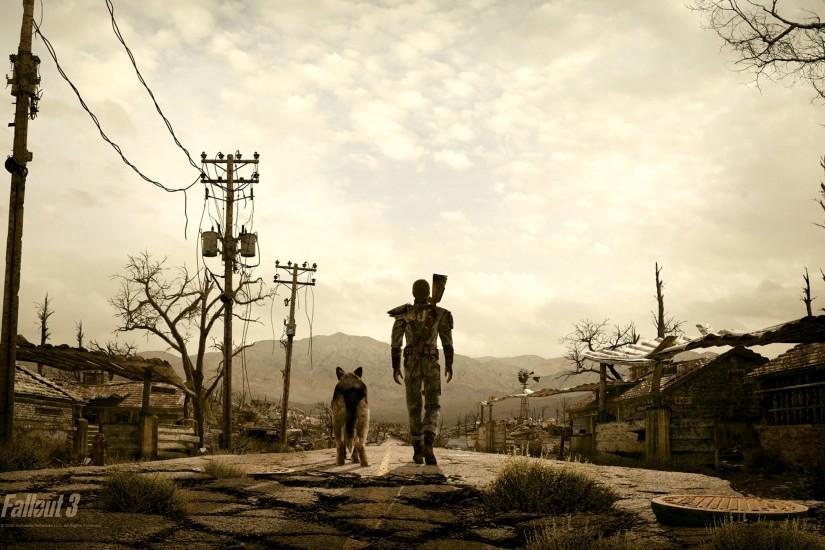 Fallout 3 wallpaper ·① Download free awesome HD wallpapers