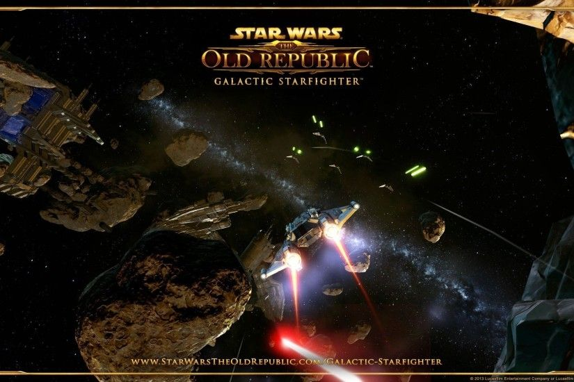 STAR WARS: The Old Republic - GSF Wallpapers?