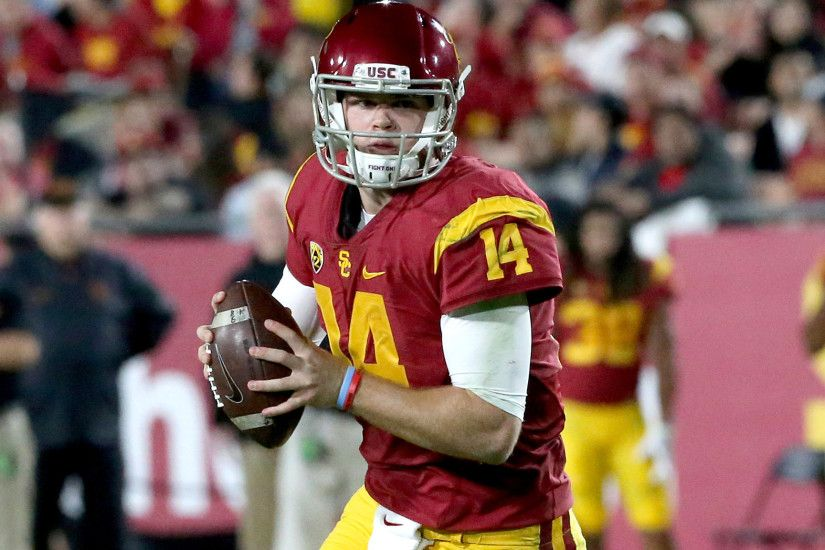 Sam Darnold and Jake Browning meet at last; with a USC win, they might meet  again - LA Times