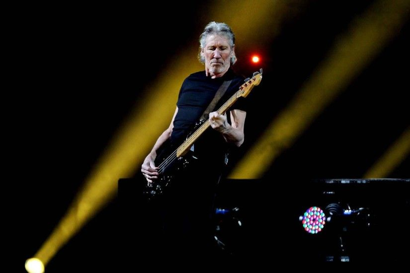 Roger Waters founding member of Pink Floyd bass player