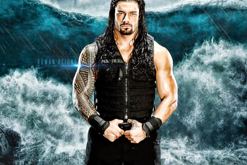 Roman Reigns, Wwe, Wrestling, Big Water Wave, Roman Reigns Wwe World  Heavyweight