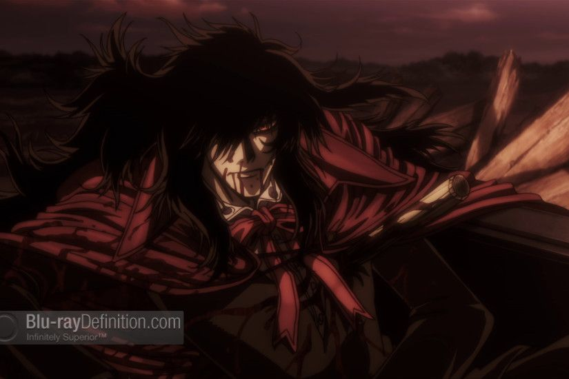 Hellsing Ultimate Volumes IX – X Blu Ray Review