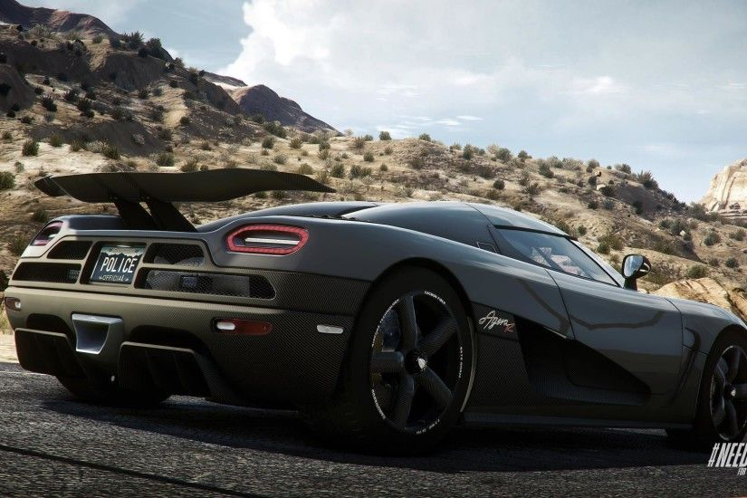 Koenigsegg Agera R - Need for Speed: Rivals wallpaper