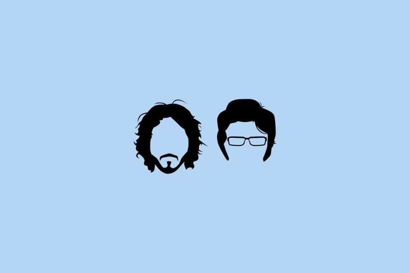 abstract flight of the conchords solid simplistic simple 1920x1080 wallpaper  Art HD Wallpaper