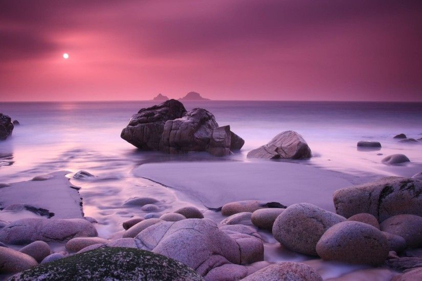 2560x1440 pink haze and stones wallpaper for your imac desktop wallpapers  high definition monitor download free