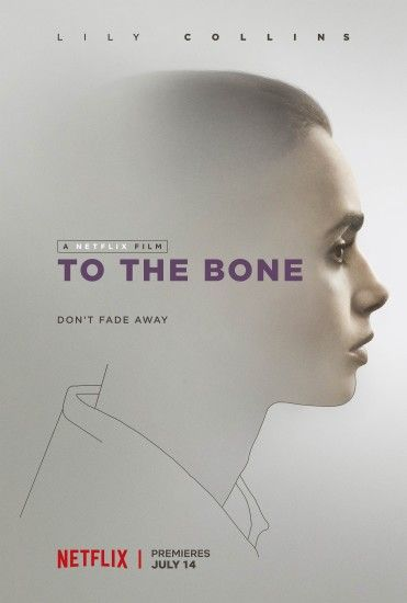 Poster de TO THE BONE