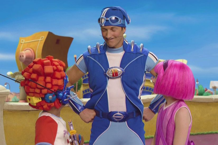 ... wallpaper and background photos how to a lazytown lazytown junglekey be  afbeelding ...