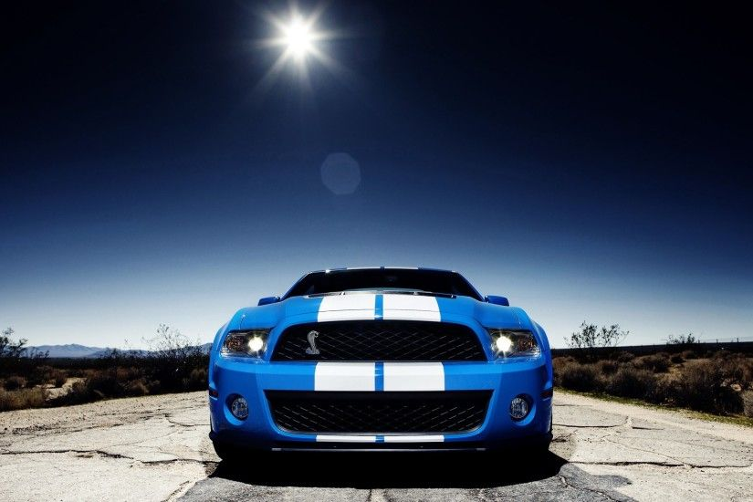 11 Ford Mustang Shelby Cobra GT 500 HD Wallpapers | Backgrounds