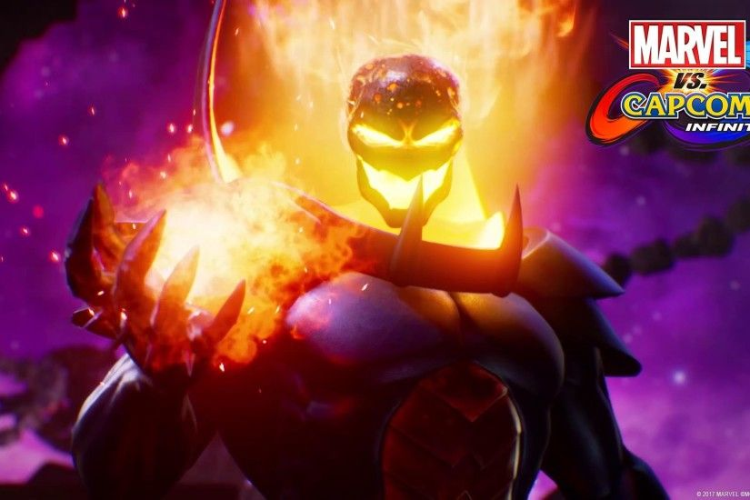 Marvel vs. Capcom: Infinite gamescom trailer shows Ghost Rider and Dormammu  tearing it up | VG247