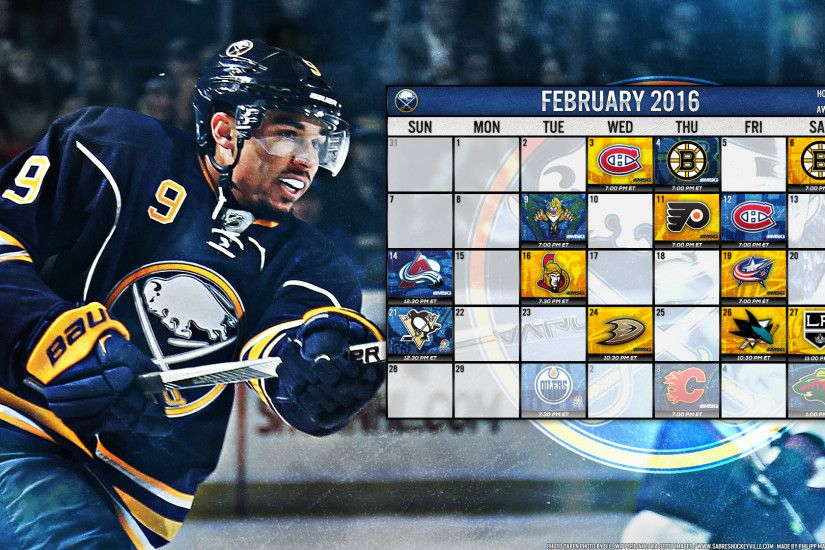February 2016 featuring Evander Kane: Feb2016 (1)