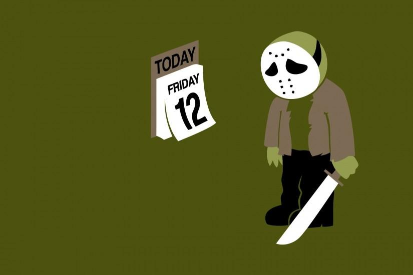 Friday The 12Th Jason Wallpaper ...