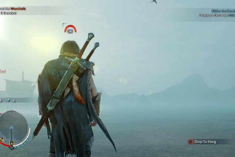Controls Shadow Of Mordor